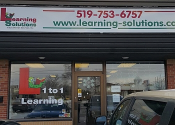 Brantford tutoring center Learning Solutions Educational Services
