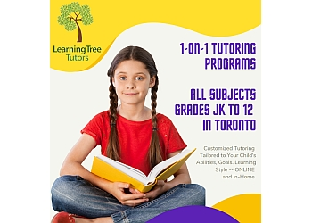 Toronto tutoring center Learning Tree Tutors