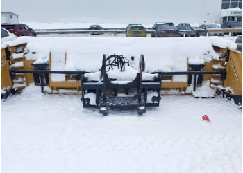Winnipeg snow removal Leduc's Snow Removal and Landscaping
