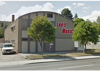 Kamloops music school Lee's Music