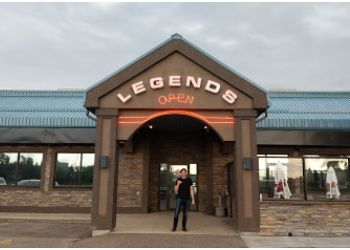 Lethbridge sports bar Legends Sports Pub & Grill