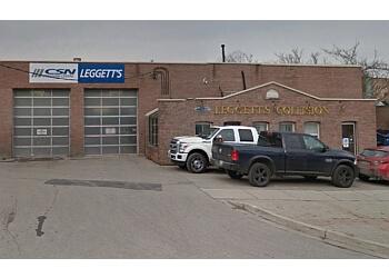 Orangeville auto body shop Leggett's Collision CSN