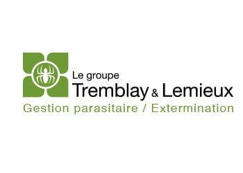 Saguenay pest control Le groupe Tremblay & Lemieux