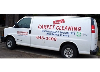 Huntsville carpet cleaning Len's Discount Carpet Cleaning