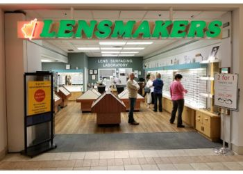 Kamloops optician Lensmakers Optical
