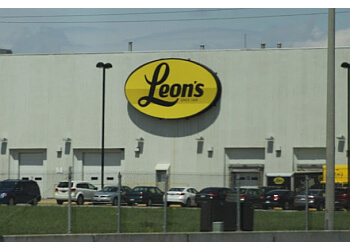 Burlington furniture store Leon's