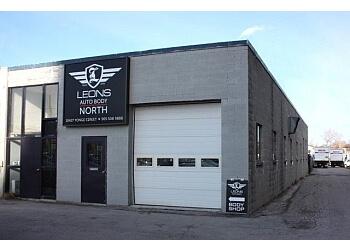 Richmond Hill auto body shop Leon's Auto Body