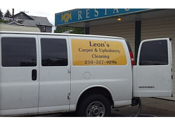 Leon's Carpet & Upholstery Cleaning