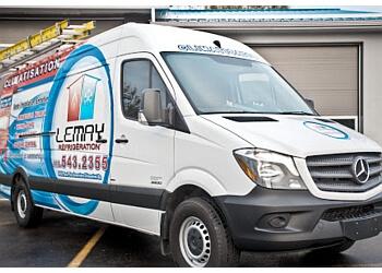 Saguenay appliance repair service Les Équipements Yvan Lemay