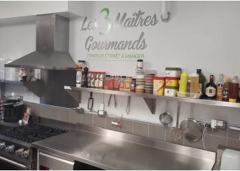 Laval caterer Les 3 Maitres Gourmands