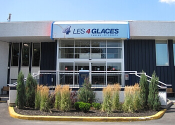 Brossard places to see Les 4 Glaces