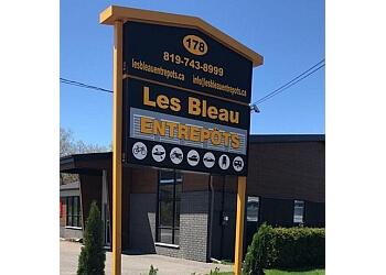 Gatineau storage unit Les Bleau Entrepôts