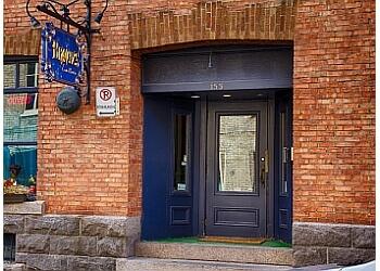 Quebec optician Les Branchés Lunetterie