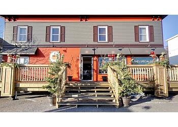 Quebec cafe Les Cafés de Julie