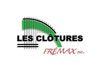 Laval fencing contractor Les Clôtures Frémax Inc.