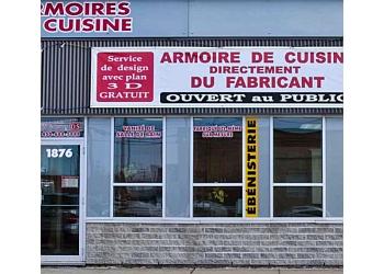 Laval custom cabinet Les Cuisines D.S.