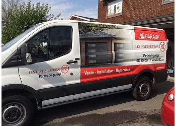 Longueuil garage door repair Les Distributions BD