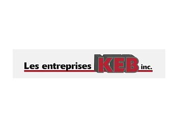Levis electrician Les Entreprises Keb, Inc.