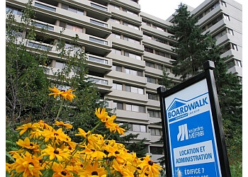 Quebec apartments for rent Boardwalk - Les Jardins de Merici
