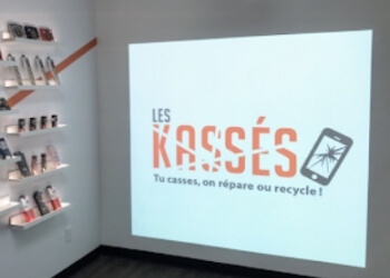 Longueuil cell phone repair Les Kassés