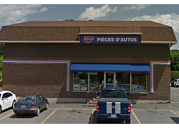 Drummondville auto parts store Les Pièces d'Autos T.D.G. Inc.