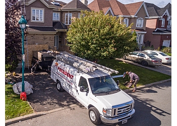 Blainville roofing contractor Les Toitures Président