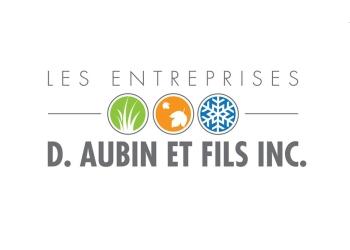Levis lawn care service Les entreprises D.Aubin et fils inc.