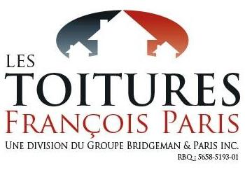 Trois Rivieres roofing contractor Les toitures Francois Paris