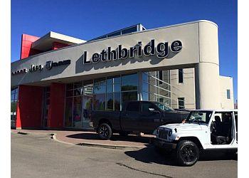 Lethbridge car dealership LETHBRIDGE DODGE CHRYSLER JEEP