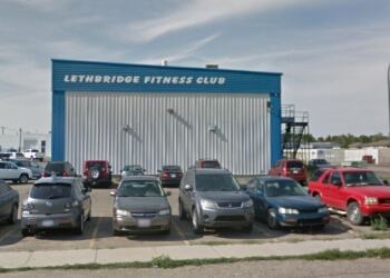 Lethbridge gym Lethbridge Fitness