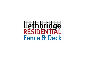 Lethbridge fencing contractor Lethbridge Residential Fence & Deck Inc.