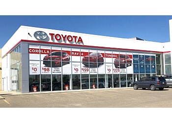 Lethbridge car dealership Lethbridge Toyota