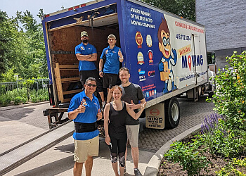 Toronto moving company Let's Get Moving