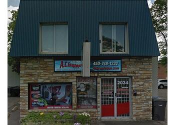 Longueuil sign company Lettrage A.C. Graphique inc.