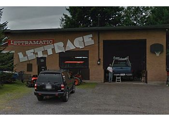 Granby sign company Lettramatic