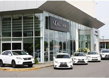 Brossard car dealership Lexus Gabriel Brossard