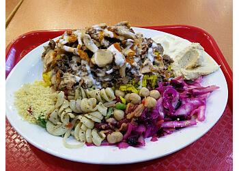 Mississauga mediterranean restaurant Lezzet Shawarma Falafel House