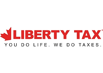 Red Deer tax service Liberty Tax Service