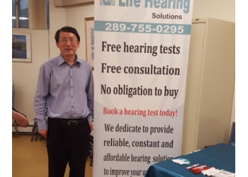 Hamilton audiologist Life Hearing Solutions