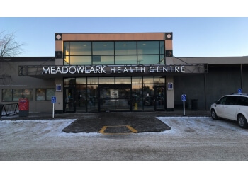Edmonton occupational therapist Lifemark Meadowlark Centre