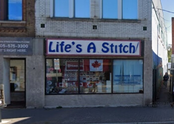 Sault Ste Marie sewing machine store Life's A Stitch