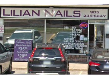 Newmarket nail salon Lilian Nails