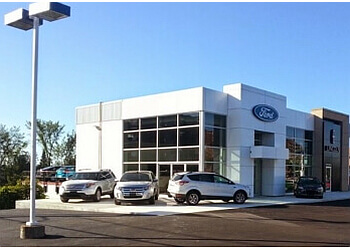 Ottawa car dealership Lincoln Heights Ford Sales
