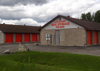 Huntsville storage unit Lindgren Mini Storage