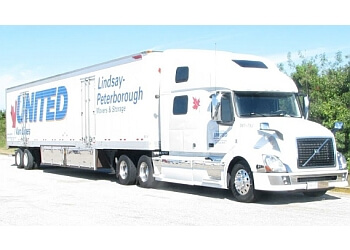 Kawartha Lakes moving company Lindsay-Peterborough Movers & Storage Inc.