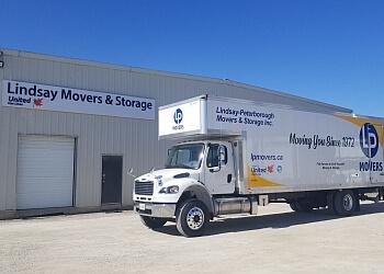 Kawartha Lakes moving company Lindsay-Peterborough Movers & Storage Inc.