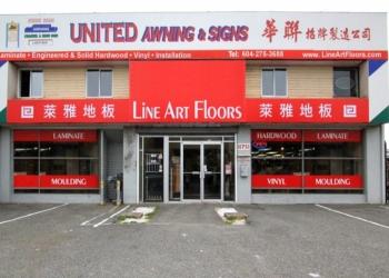 Richmond flooring company Line Art Floors
