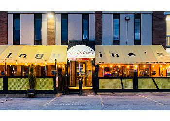 Belleville italian restaurant Linguine's italian restaurant
