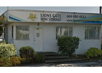 North Vancouver storage unit Lions Gate Mini Storage Ltd.