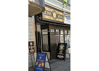 Vancouver martial art Lions MMA